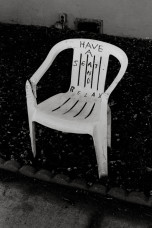 Have a seat and relax