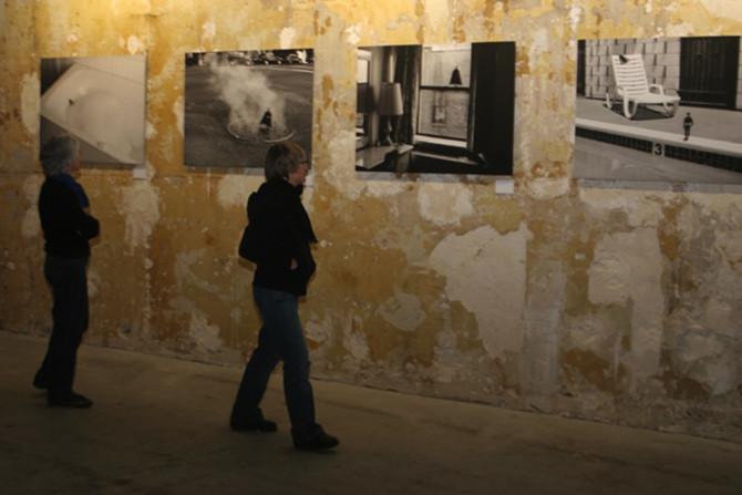 EXPOSITION AT LE PASSAGE DU DÉSIR